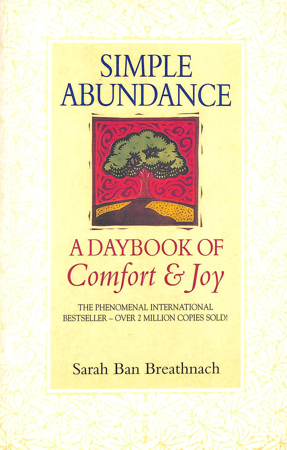 Image for Simple Abundance: A Daybook of Comfort and Joy