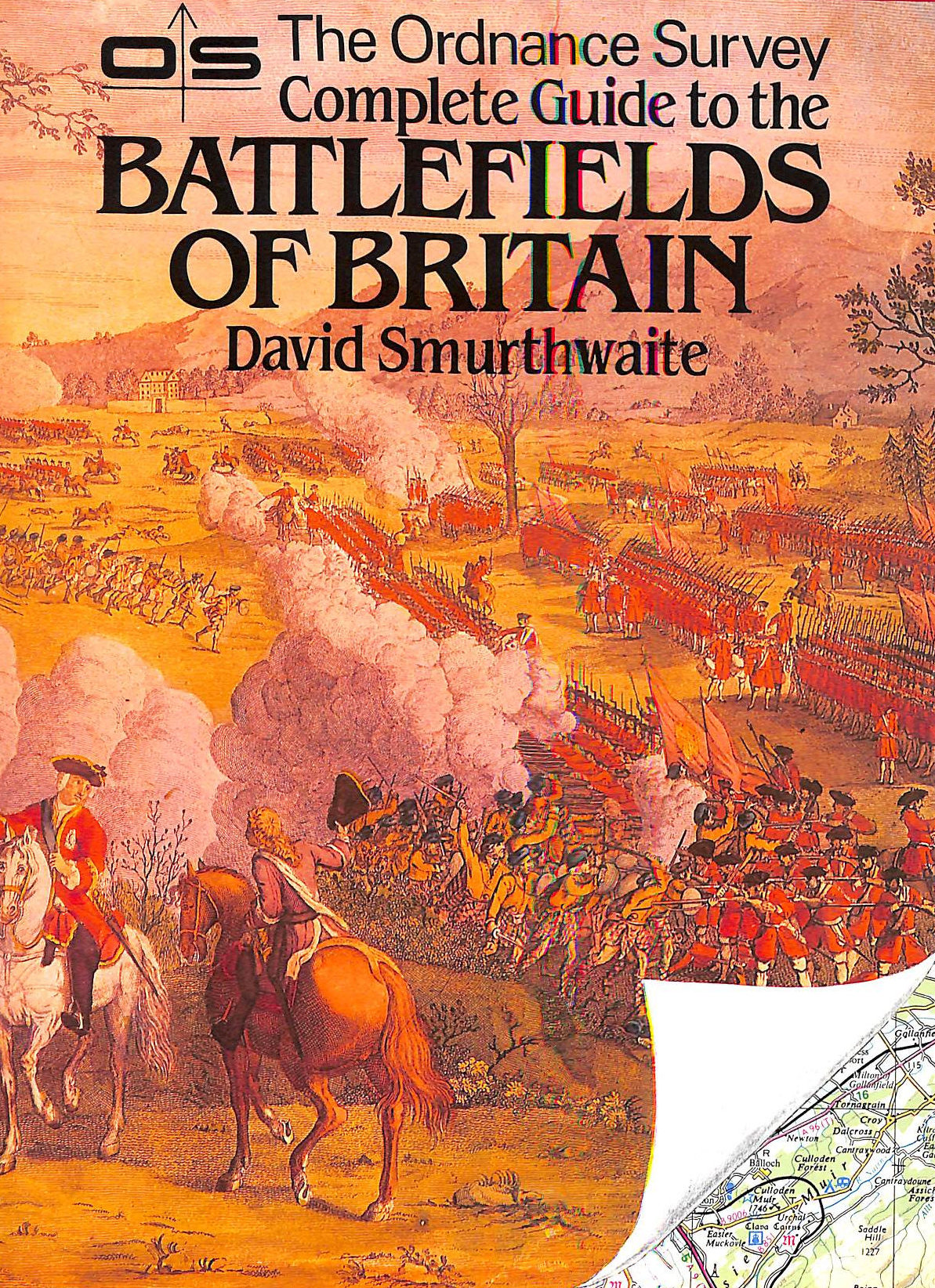Image for Ordnance Survey Complete Guide to the Battlefields of Britain