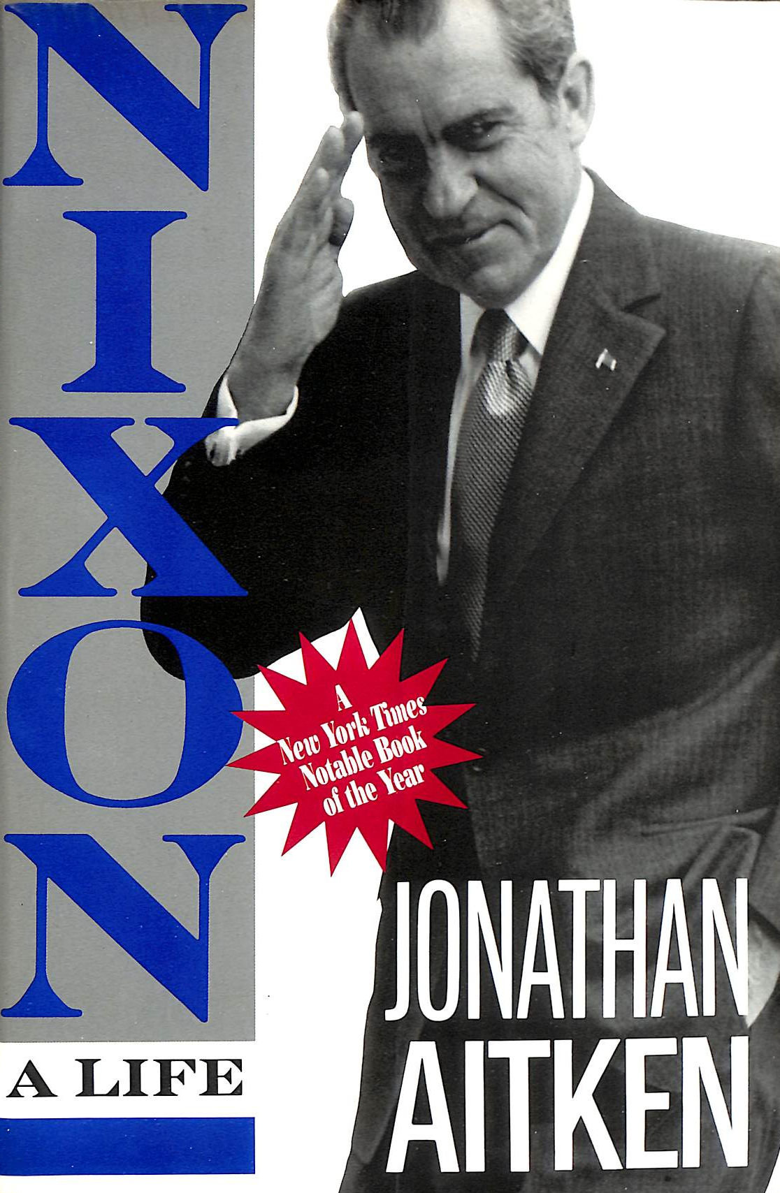 Image for Nixon: A Life