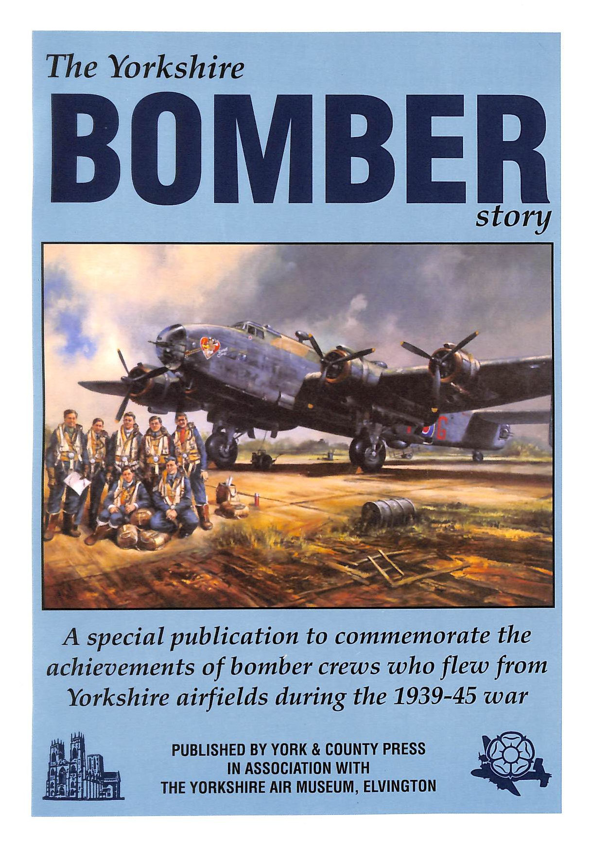 Image for The Yorkshire Bomber Story