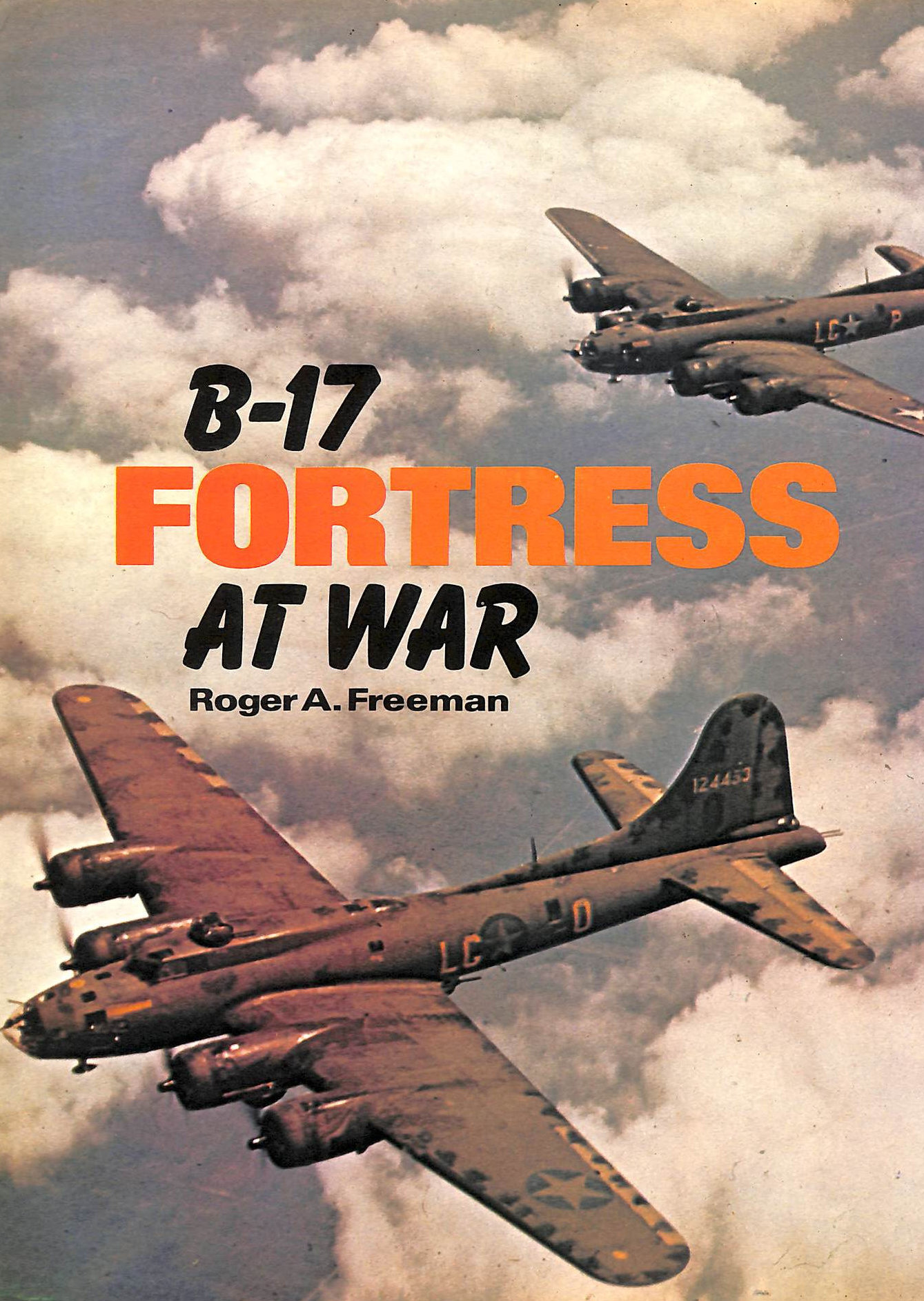 Image for B-17 Fortress at War