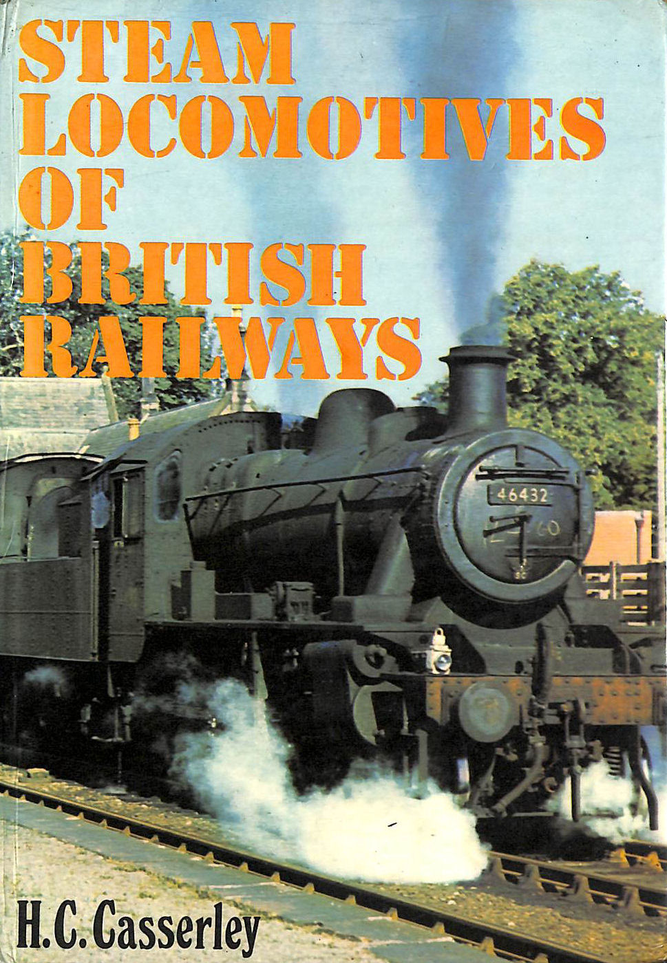 Image for Steam Locomotives of British Railways