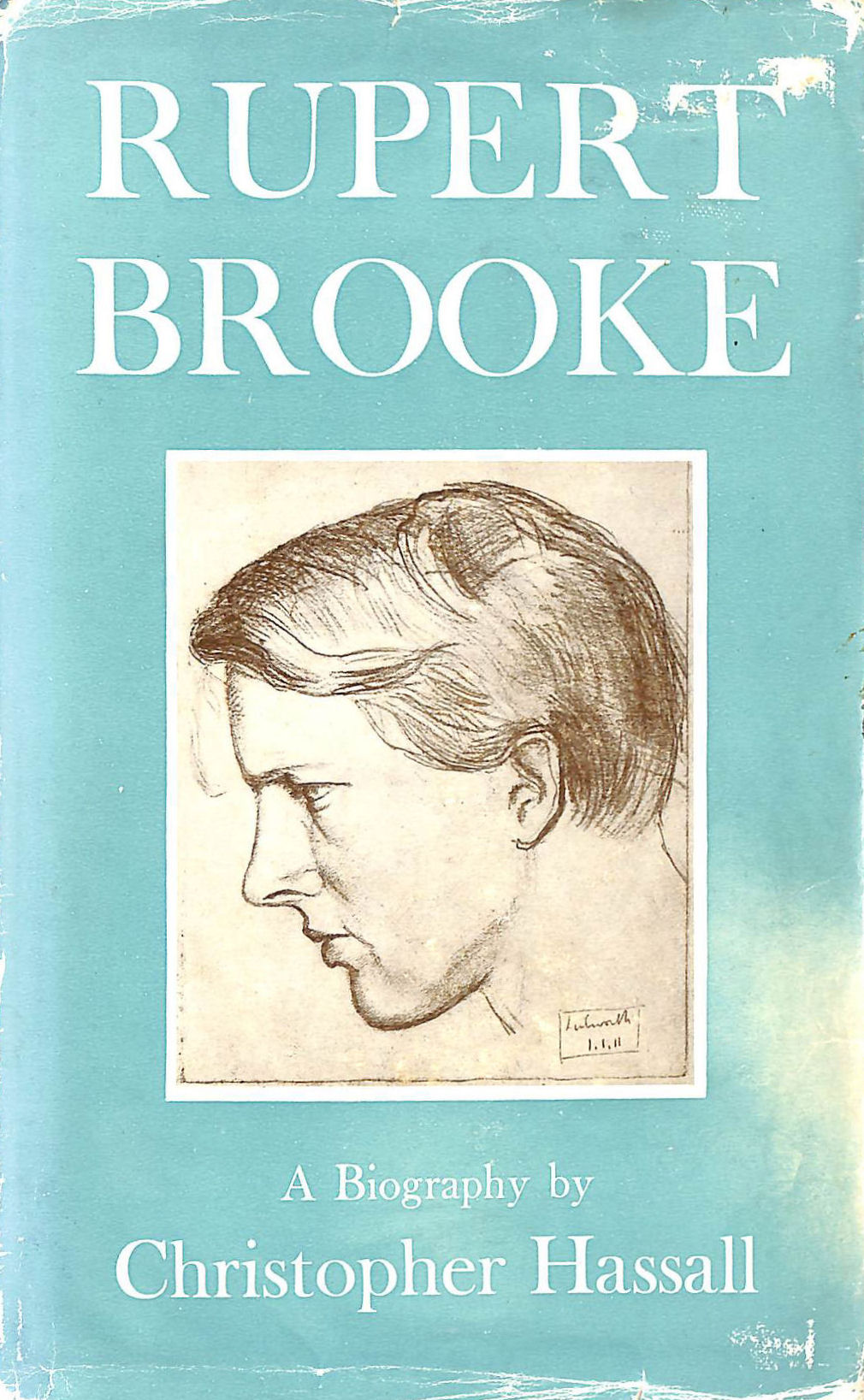 Image for Rupert Brooke: A biography