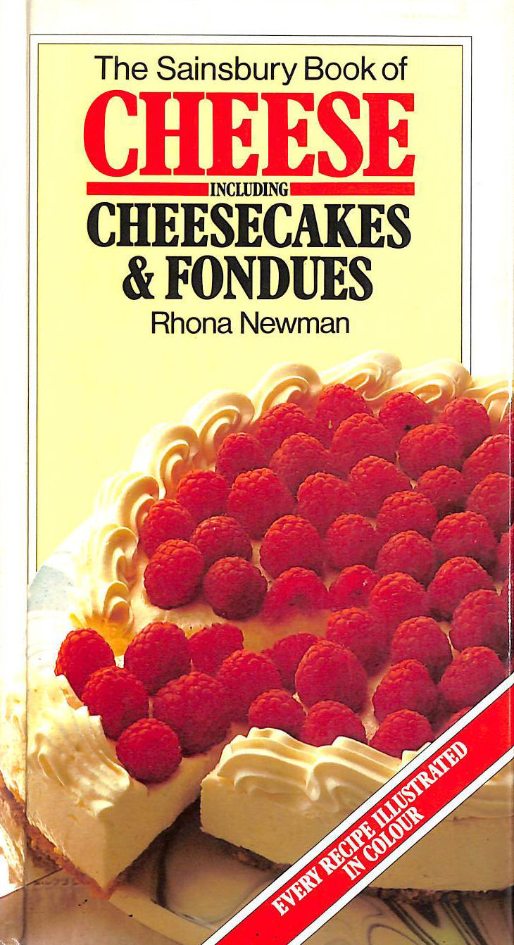 Image for Cheese, Including Cheesecakes and Fondues (Sainsbury Cookbook Series)