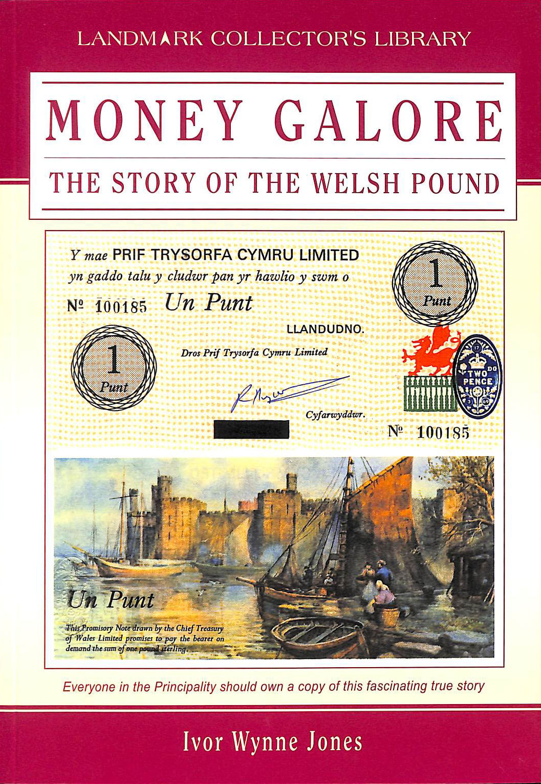 Image for Money Galore: The Story of the Welsh Pound (Landmark Collectors Library)