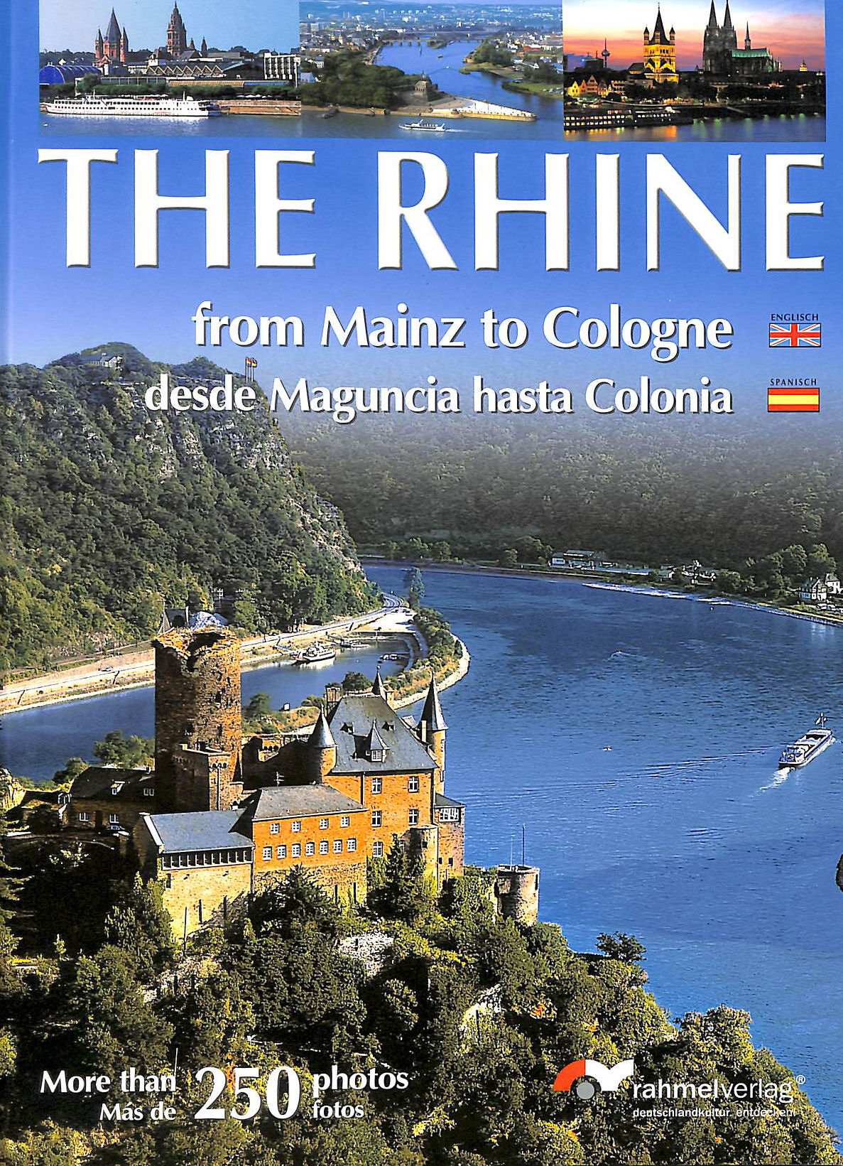 Image for The Rhine, English and Spanish edition