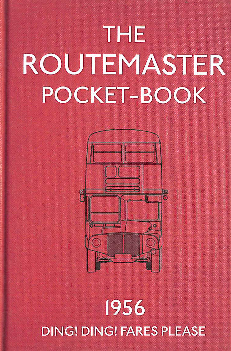 Image for The Routemaster Pocket-Book