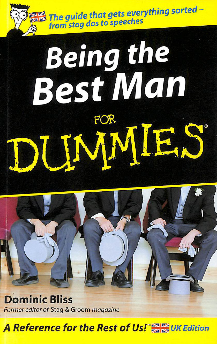 Image for Being the Best Man For Dummies