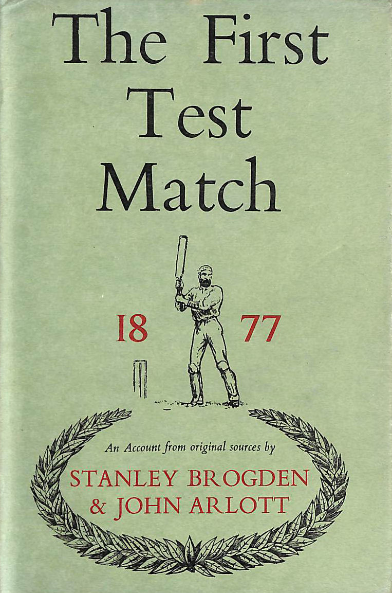 Image for The First Test Match: England v Australia 1877