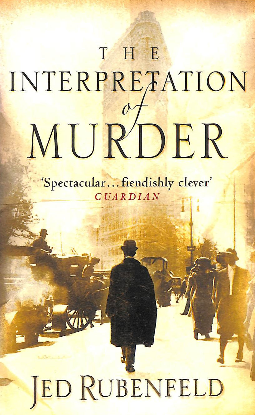 Image for The Interpretation of Murder: The Richard and Judy Bestseller