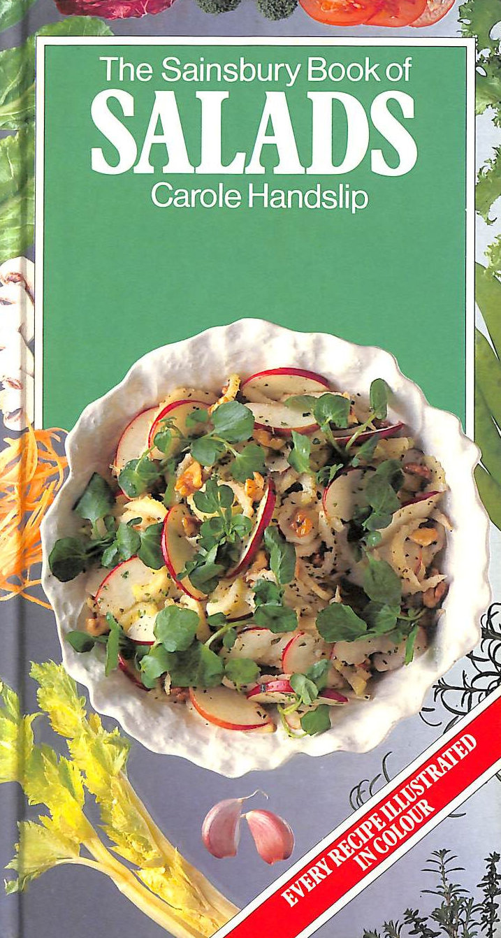Image for The Sainsbury Book of Salads