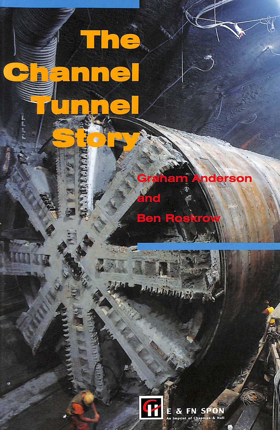 Image for The Channel Tunnel Story