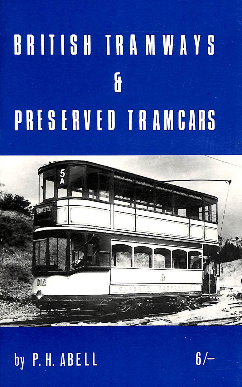 Image for British Tramways and Preserved Tramcars