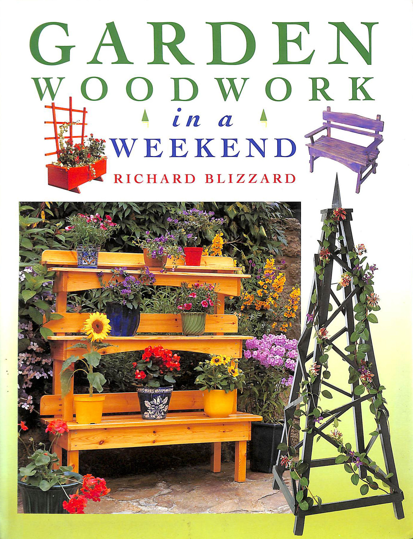Image for Garden Woodwork in a Weekend