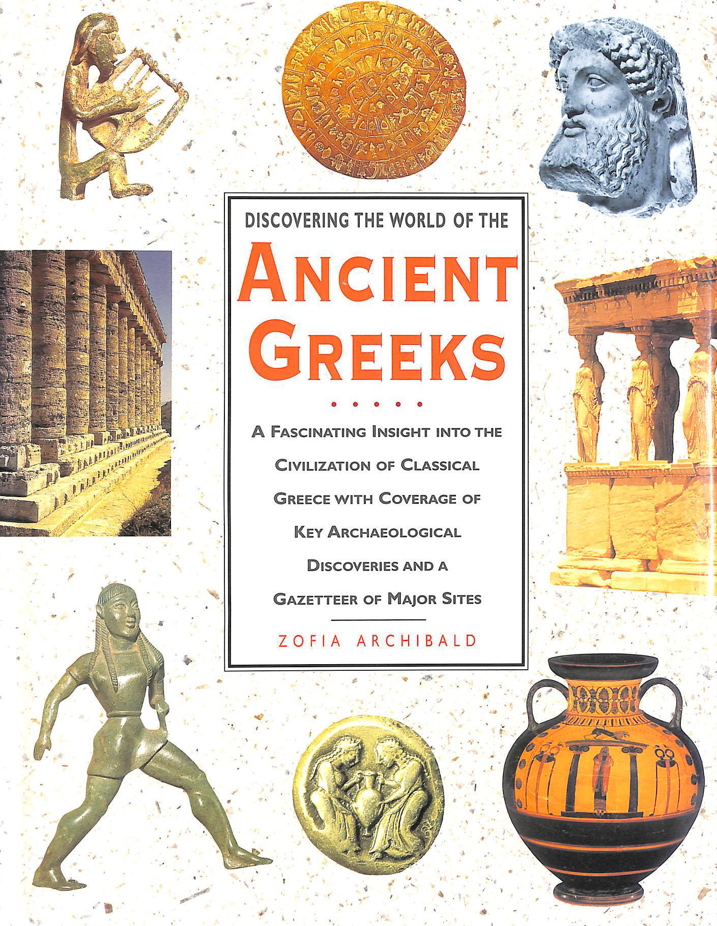 Image for Discovering the World of the Ancient Greeks