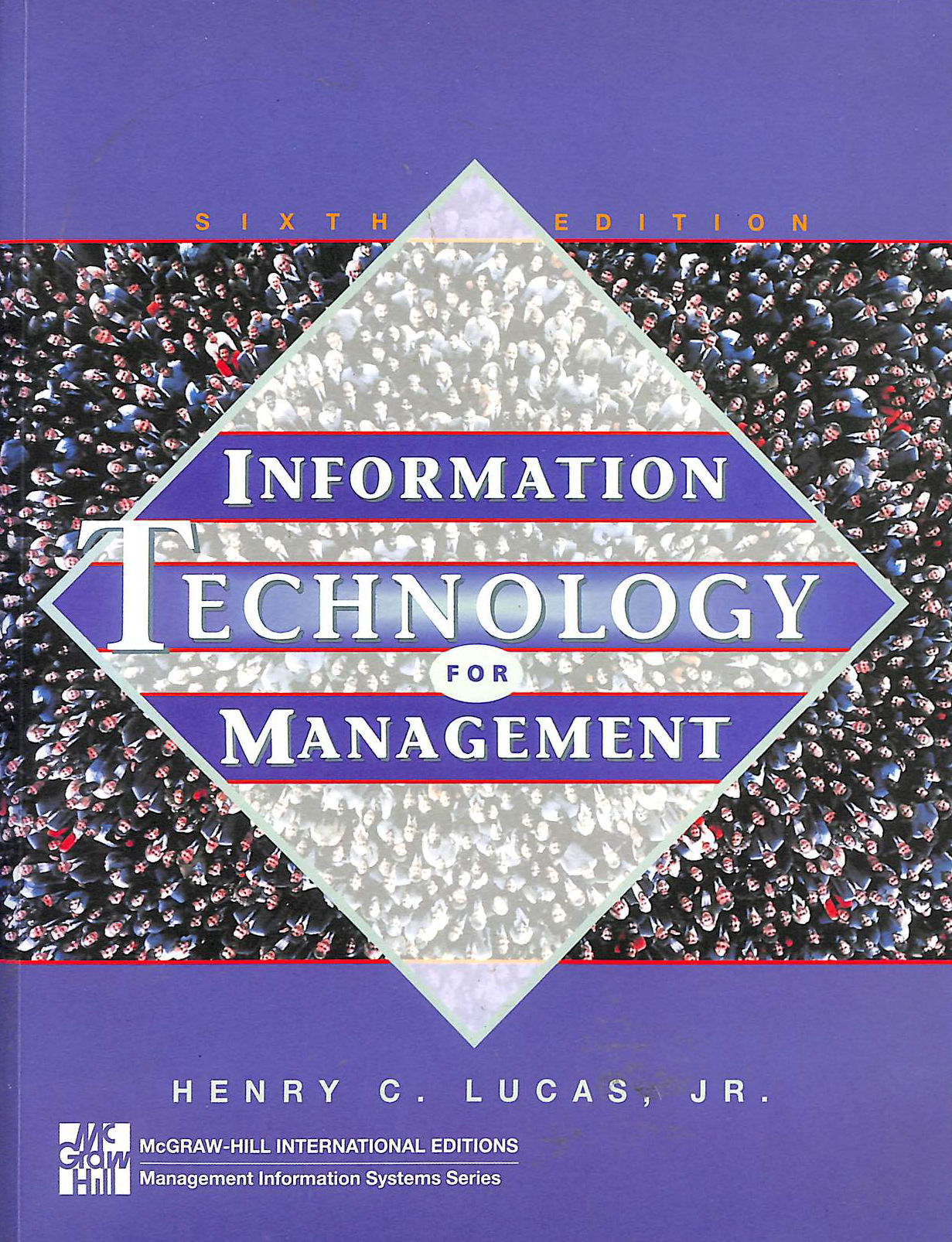Image for Information Technology for Management (McGraw-Hill International Editions Series)