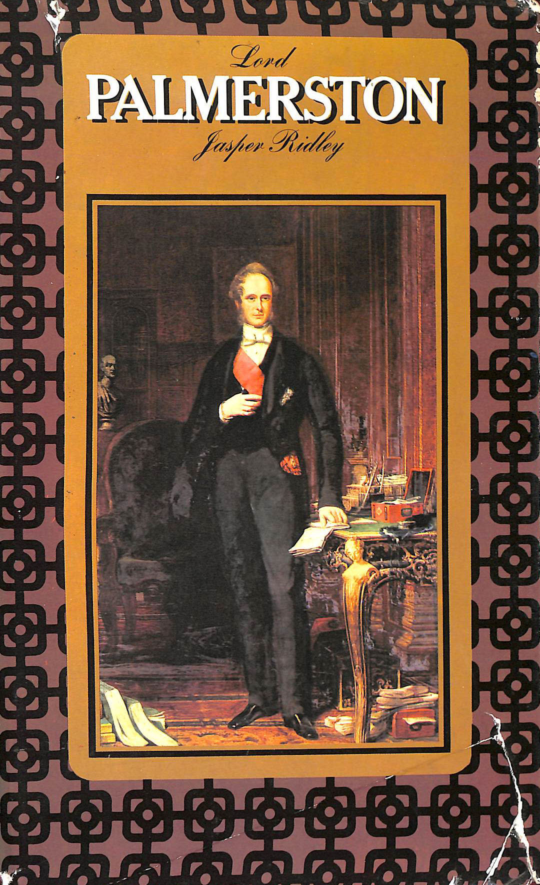 Image for LORD PALMERSTON