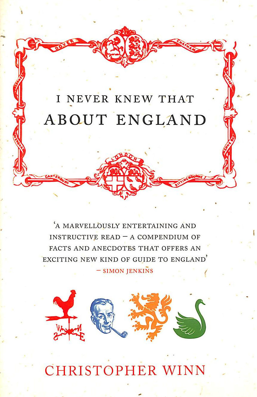 Image for I Never Knew That About England