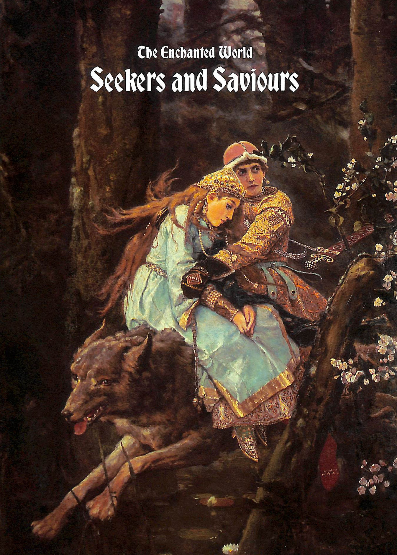Image for Seekers & Saviours (Enchant world)