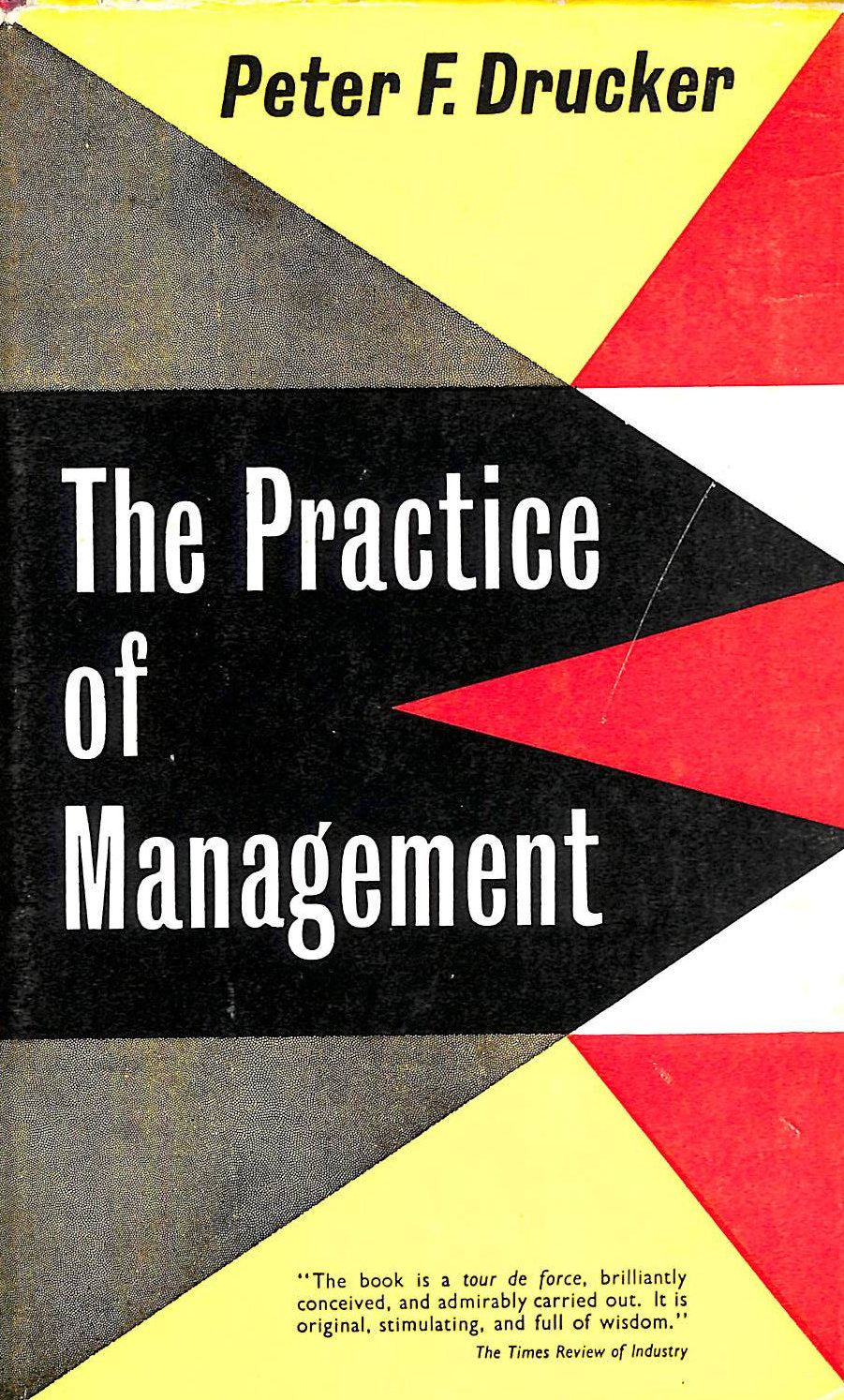 Image for Practice of Management