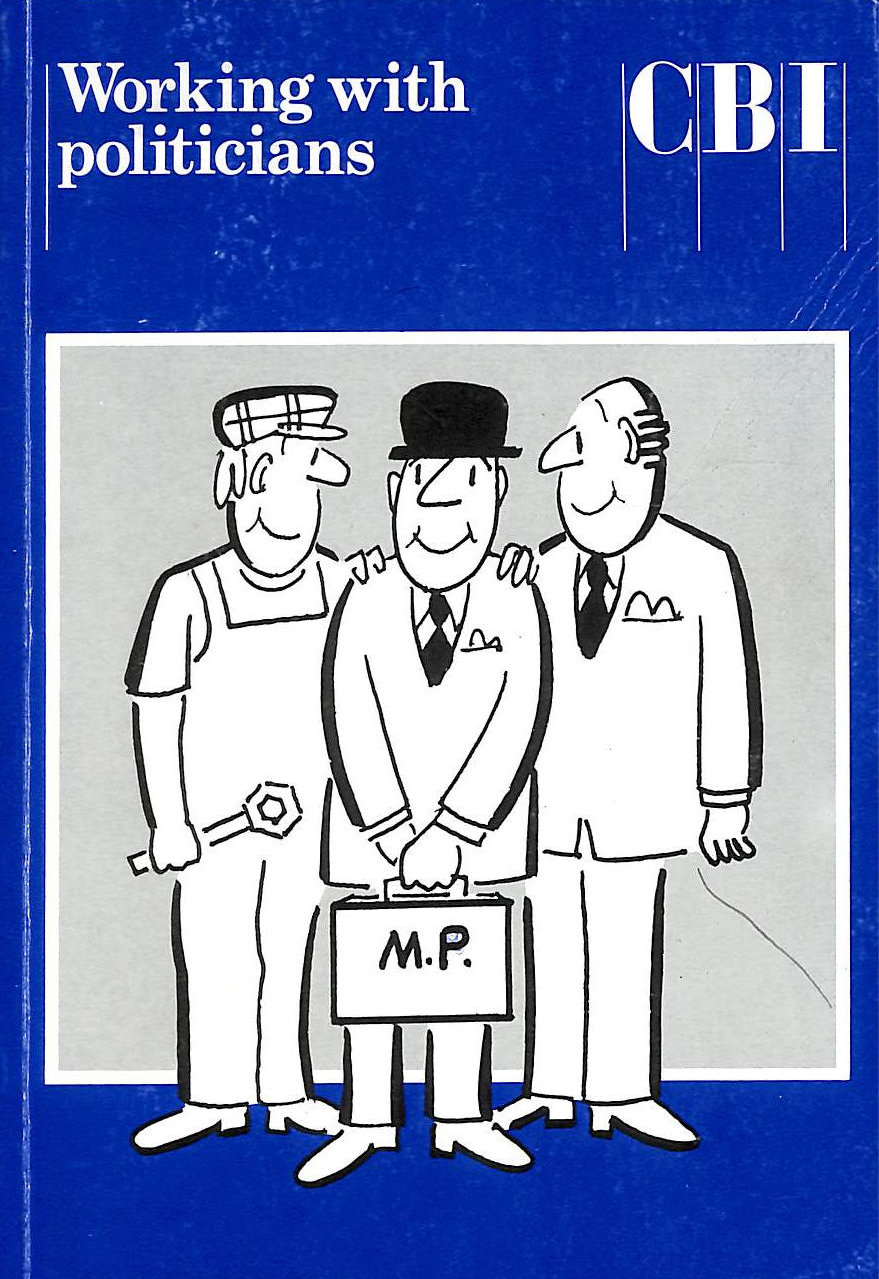 Image for Working with Politicians