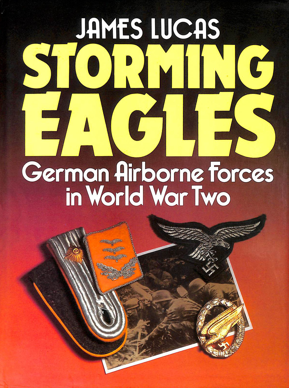 Image for Storming Eagles: German Airborne Forces in World War Two: German Paratroopers in World War Two