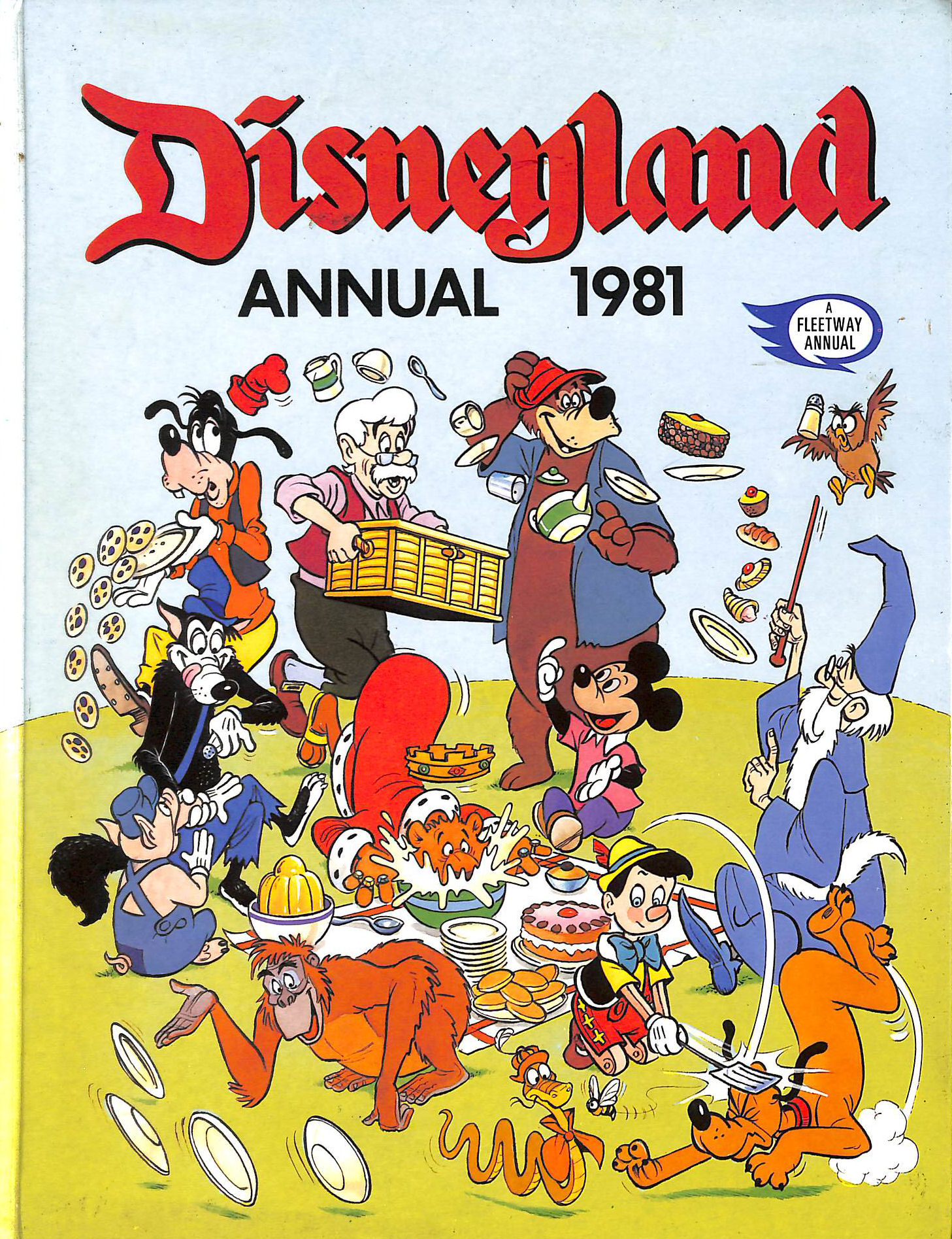 Image for DISNEYLAND ANNUAL 1981