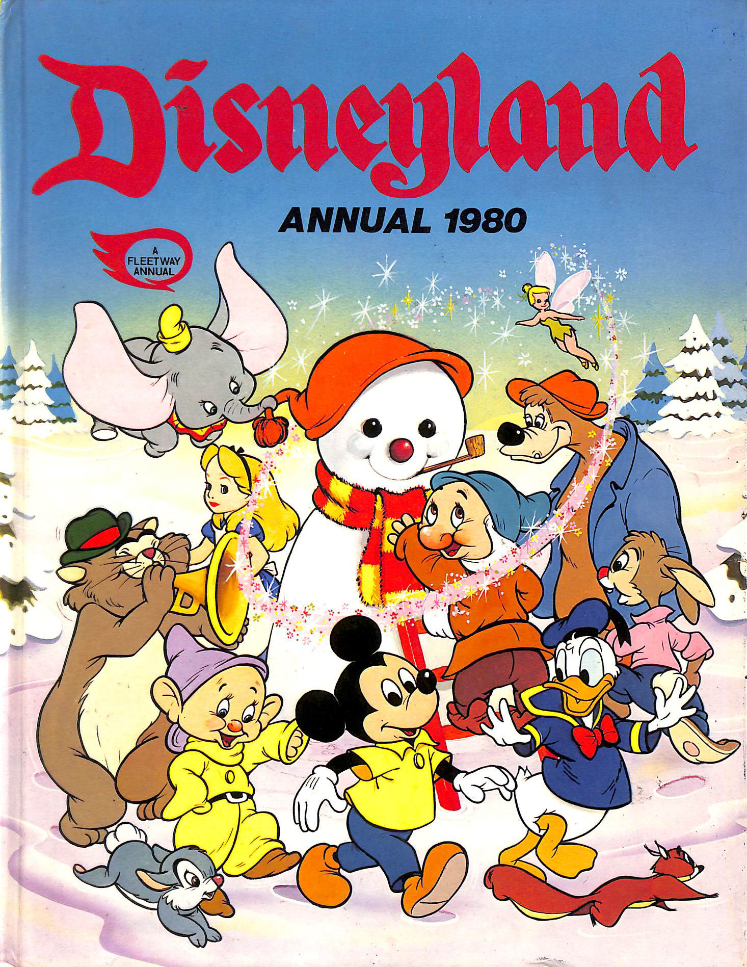 Image for DISNEYLAND ANNUAL 1980