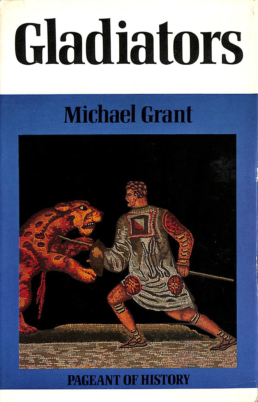 Image for Gladiators (Pageant of history series)
