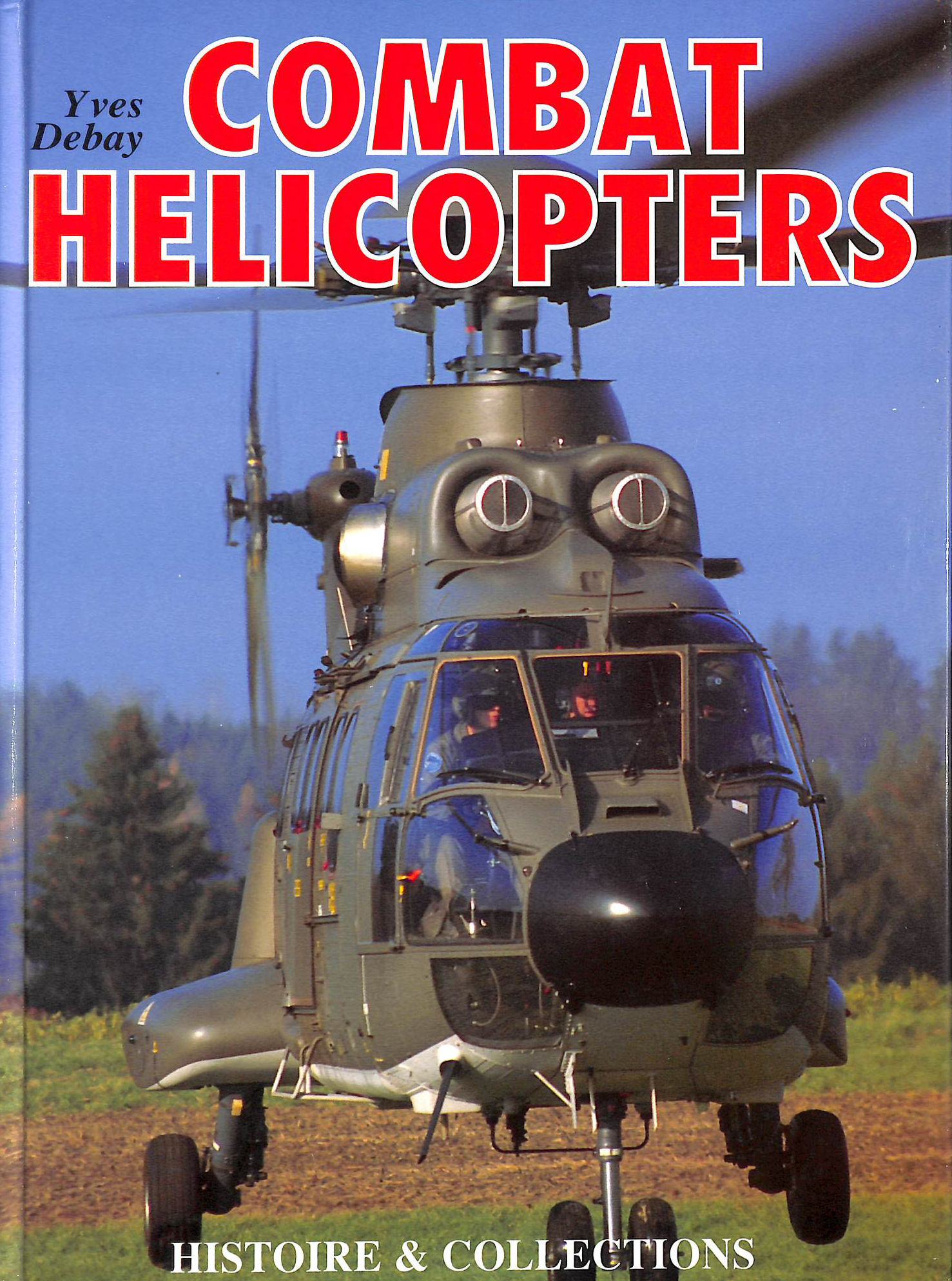 Image for Combat Helicopters