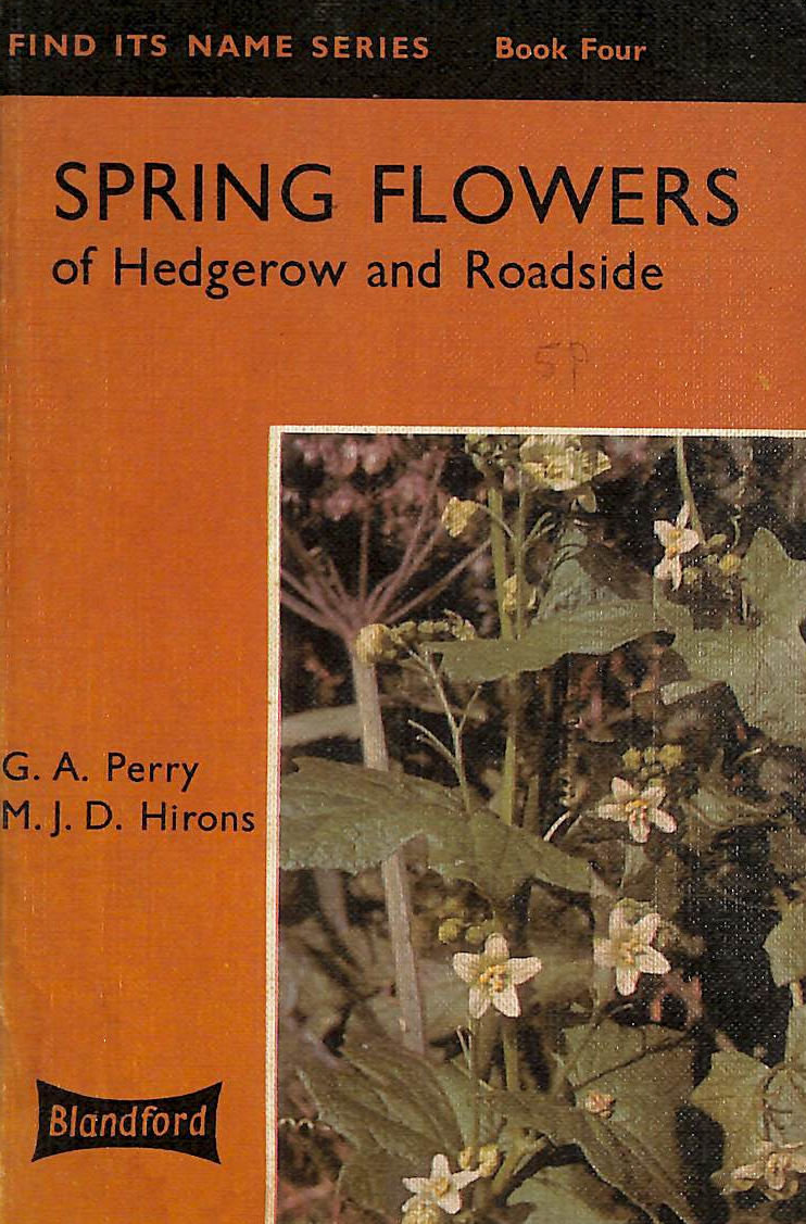 Image for Spring Flowers of Hedgerow and Roadside