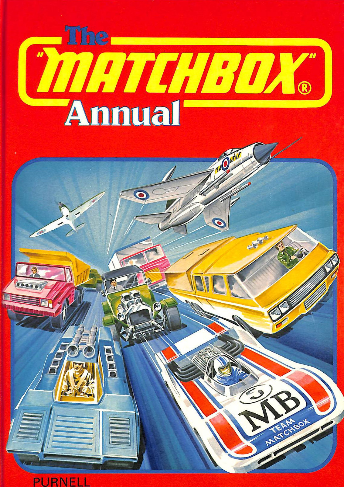 Image for The Matchbox Annual