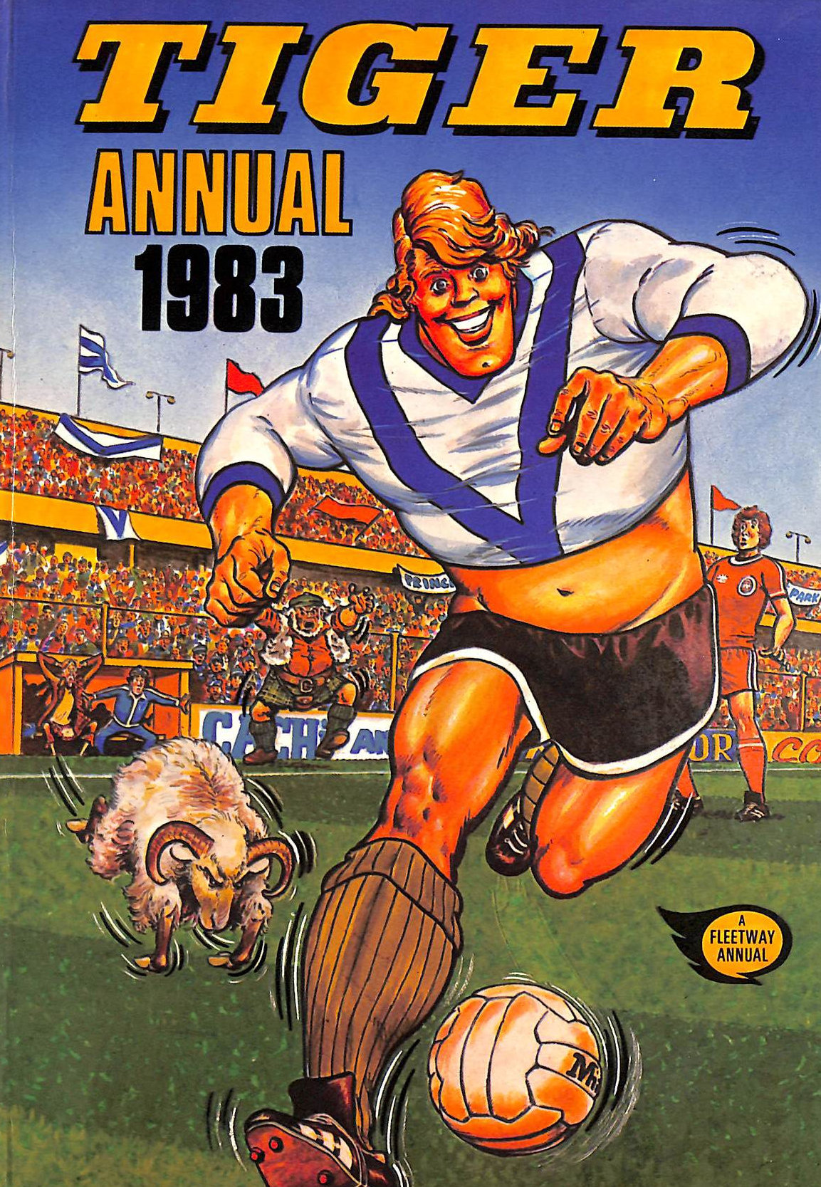 Image for Tiger Annual 1983.