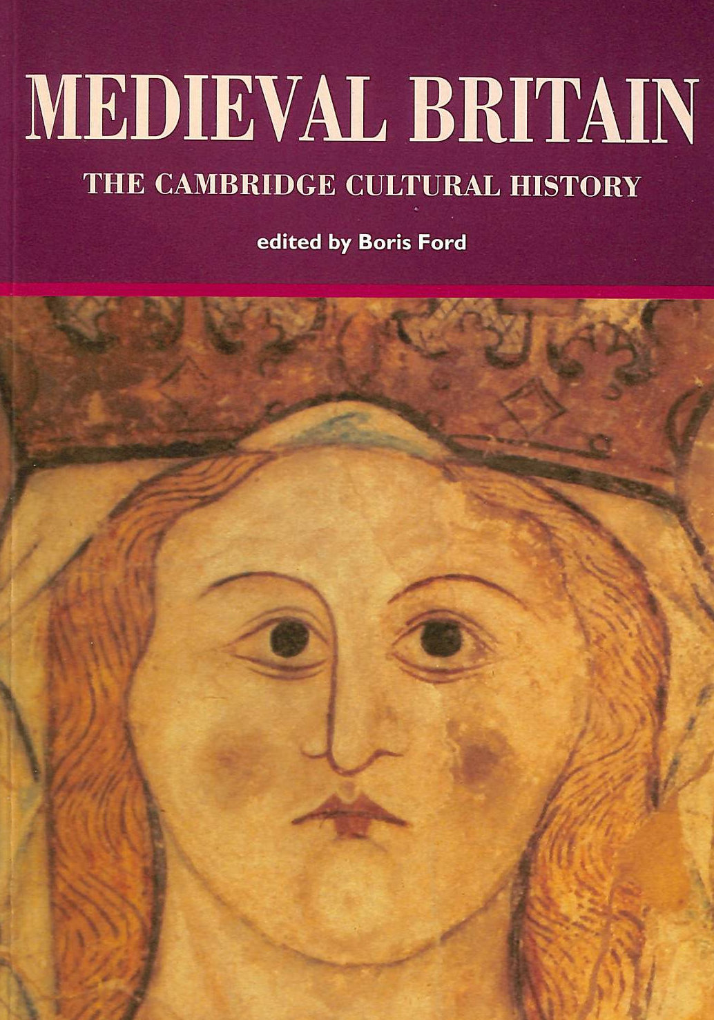 Image for The Cambridge Cultural History of Britain: Volume 2, Medieval Britain (v. 2)