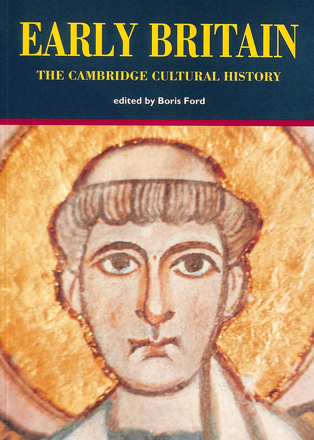 Image for The Cambridge Cultural History of Britain: Volume 1, Early Britain