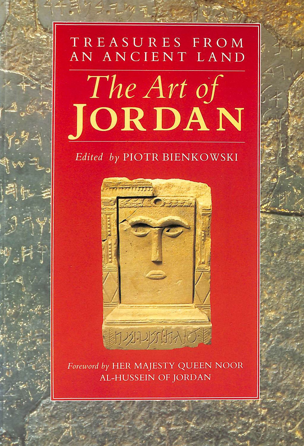 Image for Treasures from an Ancient Land: the Art of Jordan