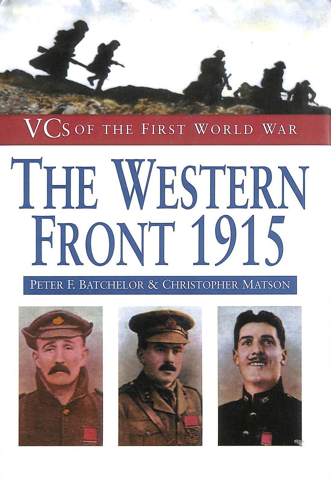Image for Western Front, 1915 (VCs of the First World War)