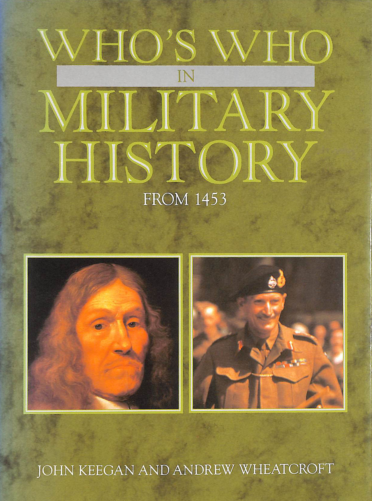 Image for Who's Who in Military History: From 1453 to the Present Day
