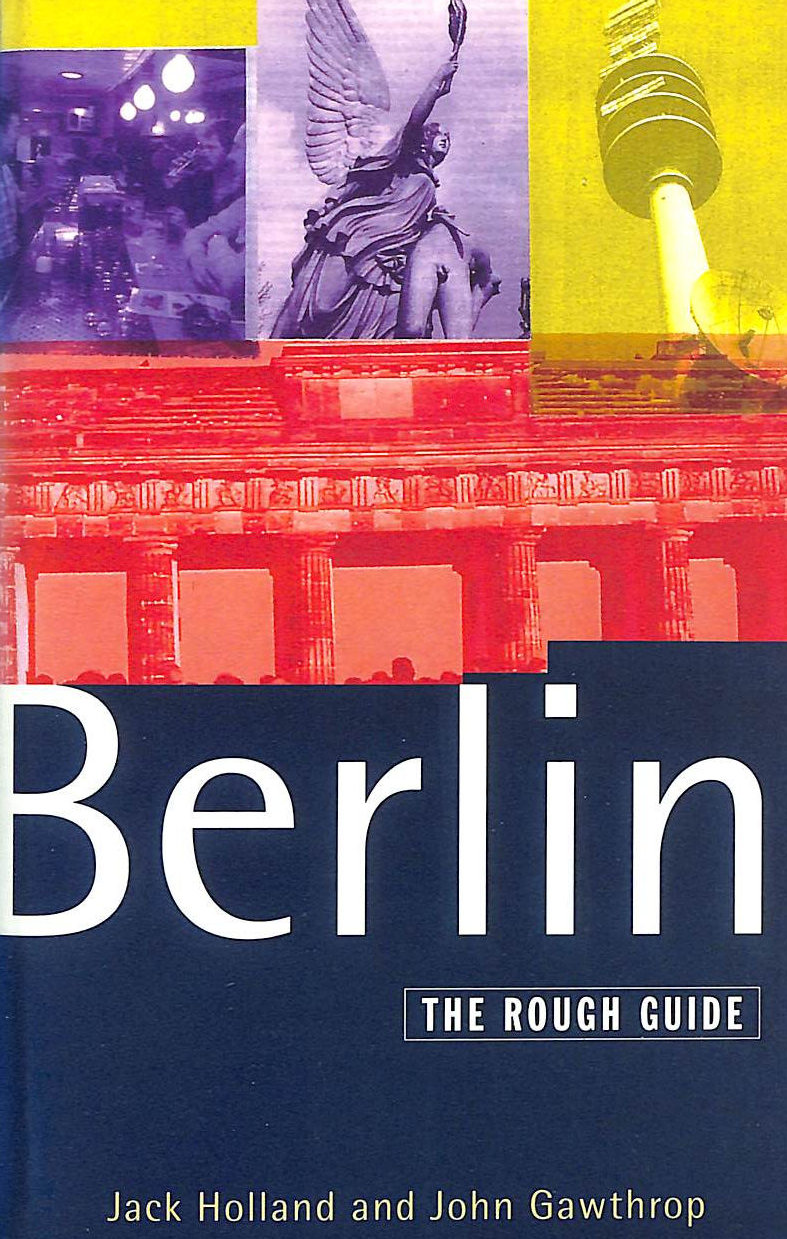 Image for Berlin: The Rough Guide