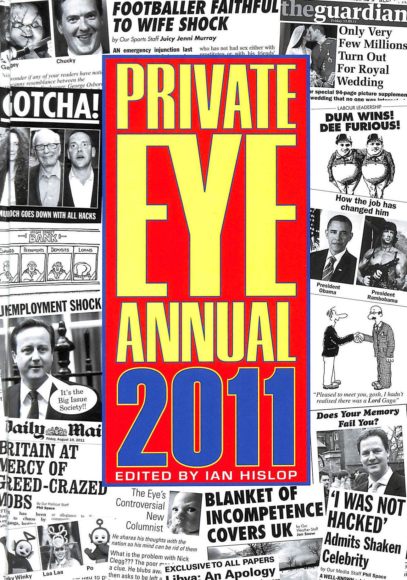 Image for Private Eye Annual 2011 (Annuals)