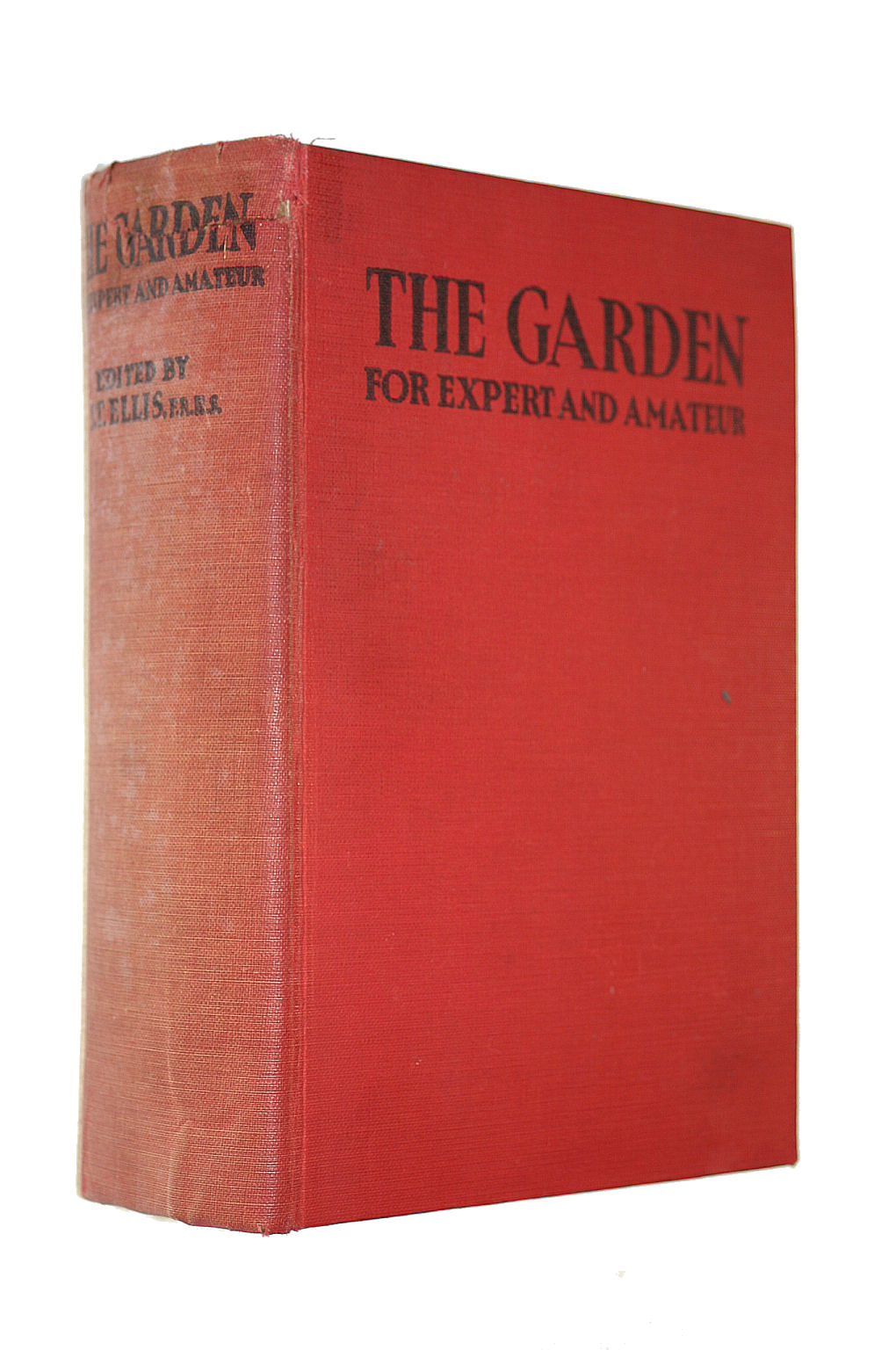 Image for The Garden for Expert and Amateur