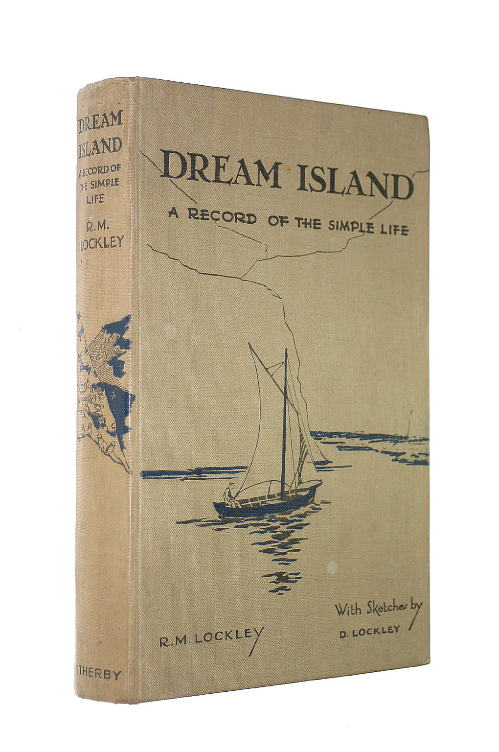 Image for Dream Island.  A Record of the Simple Life