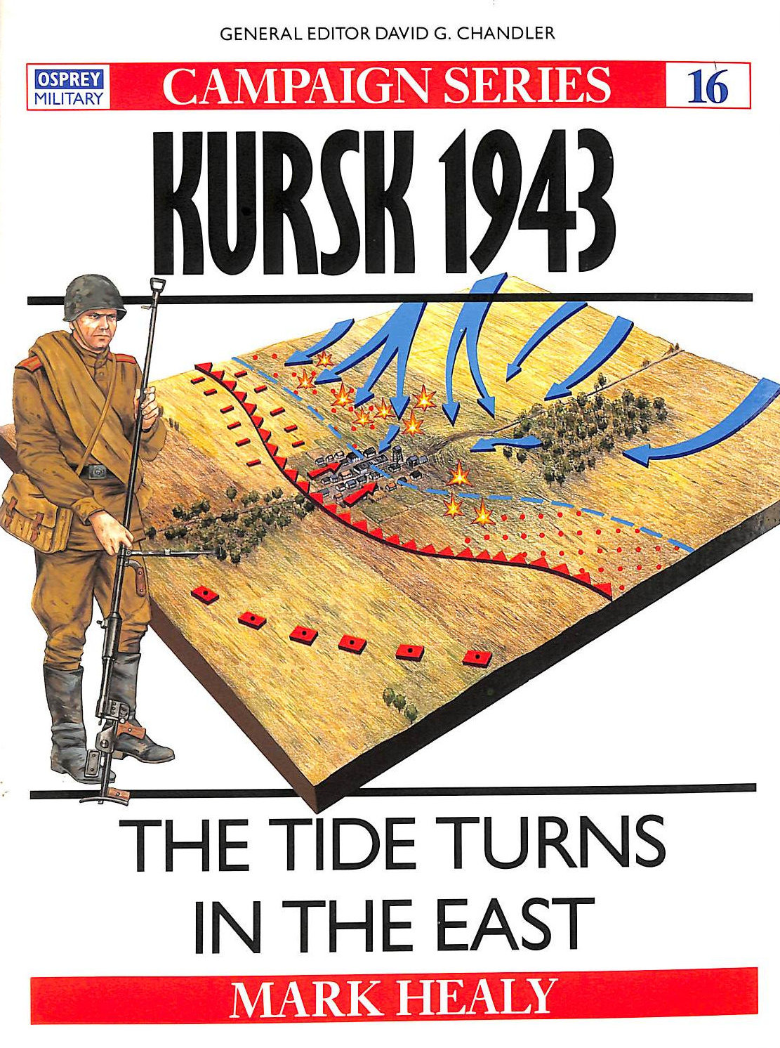 Image for Kursk 1943: The tide turns in the East (Campaign)