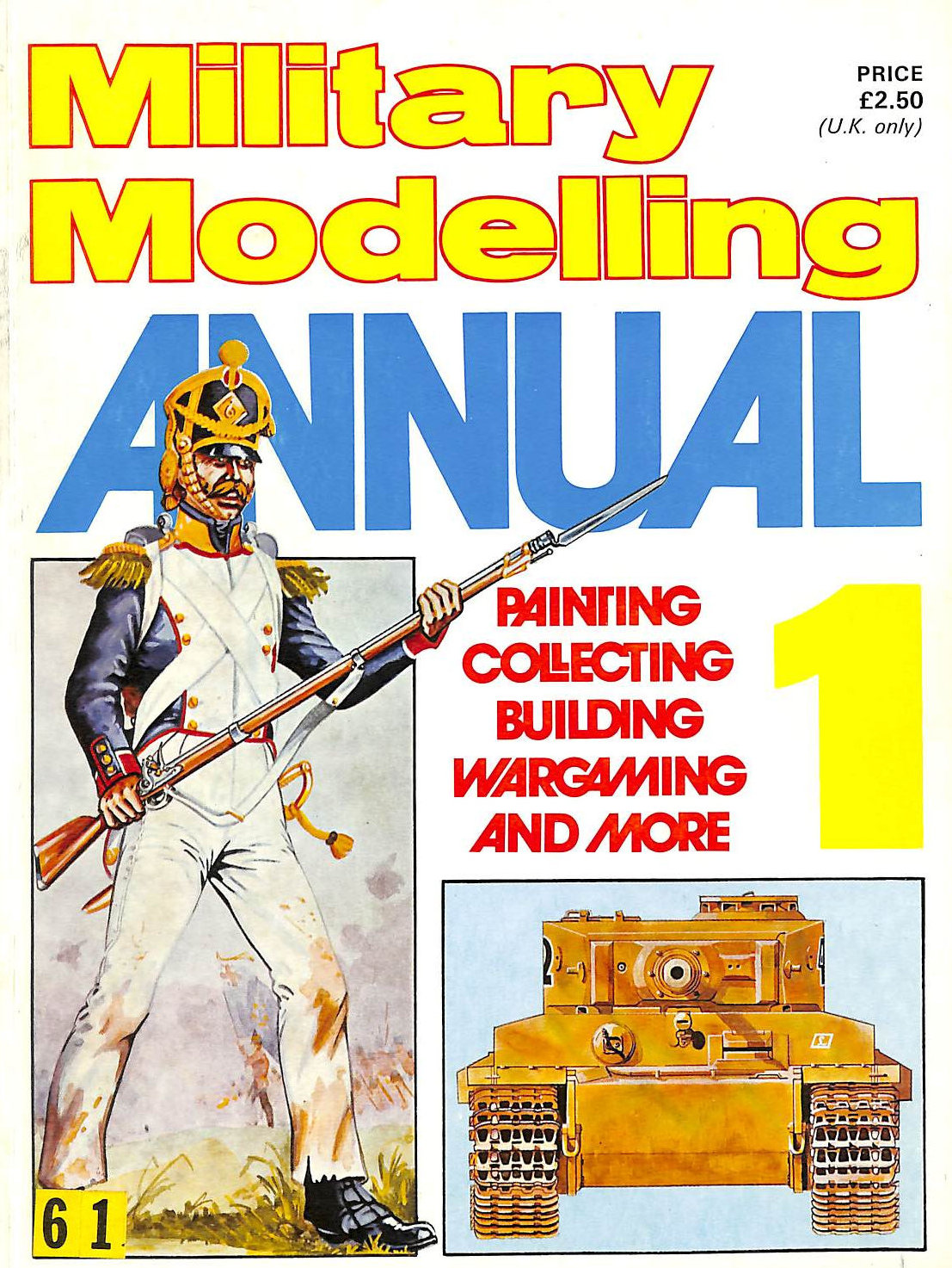 Image for MILITARY MODELLING MAGAZINE ANNUAL 1 - 1974