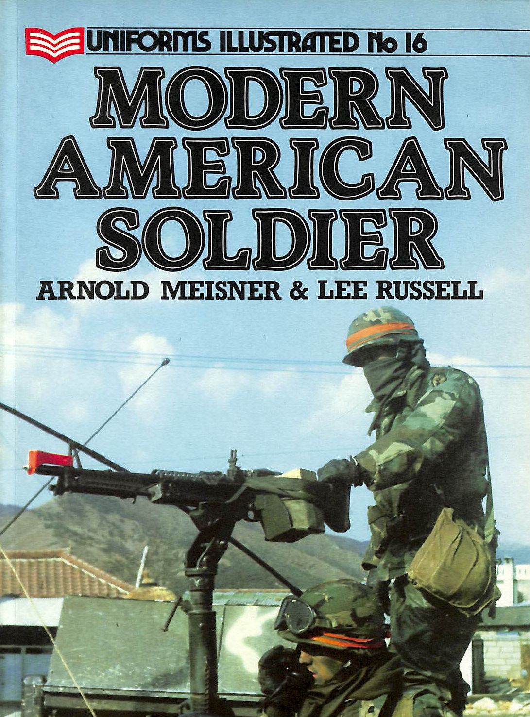 Image for Modern American Soldier