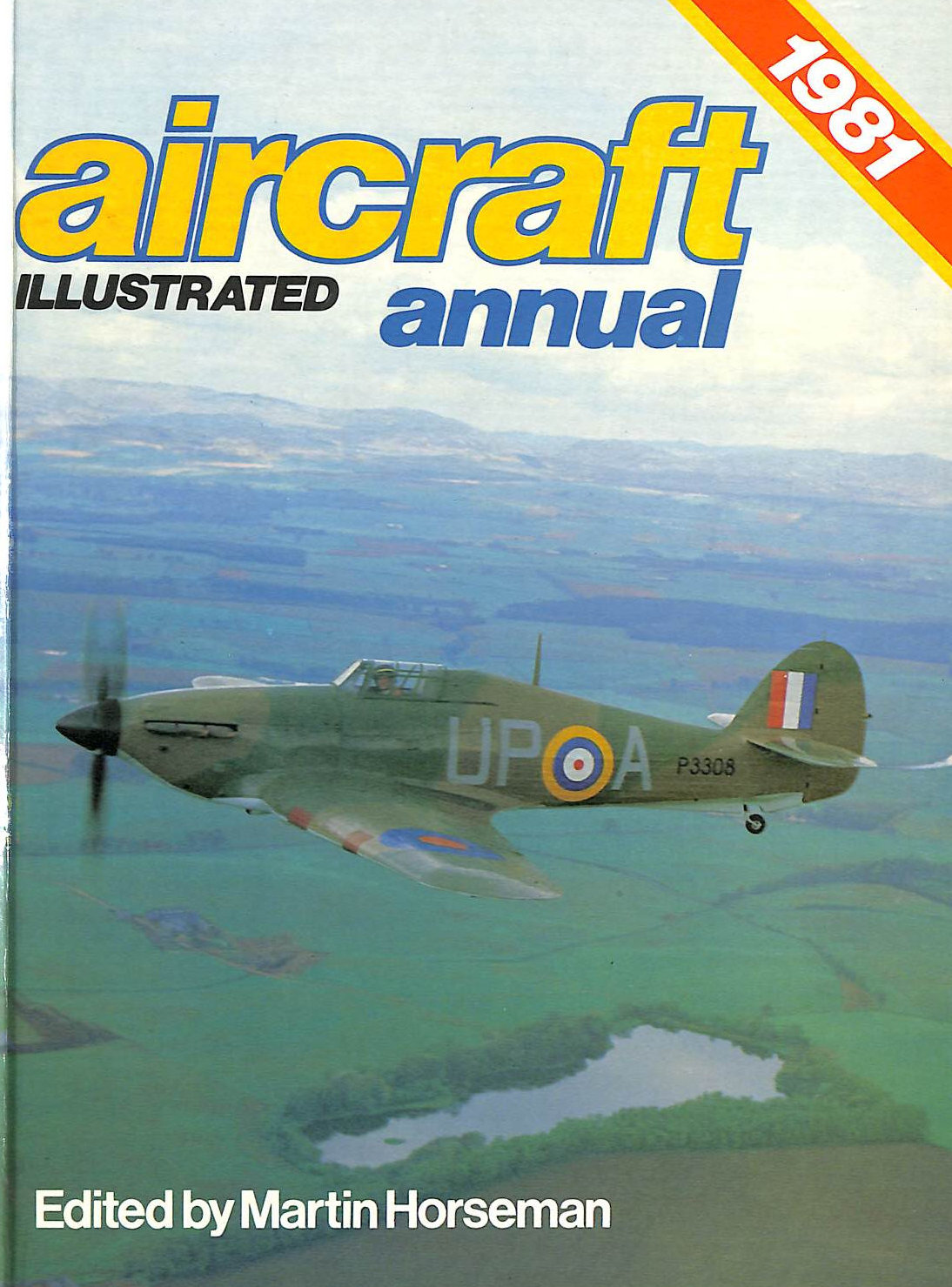 Image for Aircraft Illustrated Annual 1981