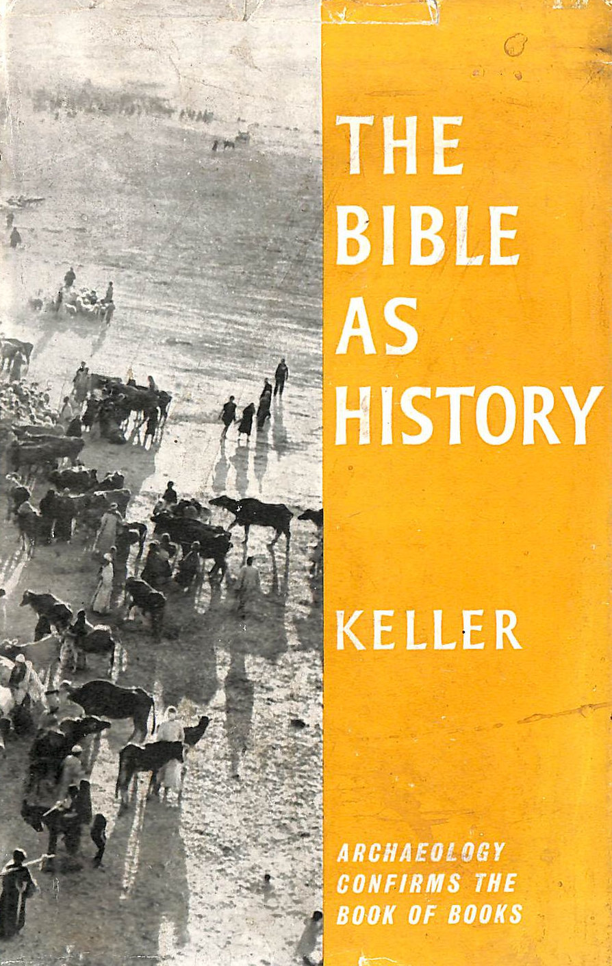 Image for The Bible as History: Archaelogy Confirms the Books of Books