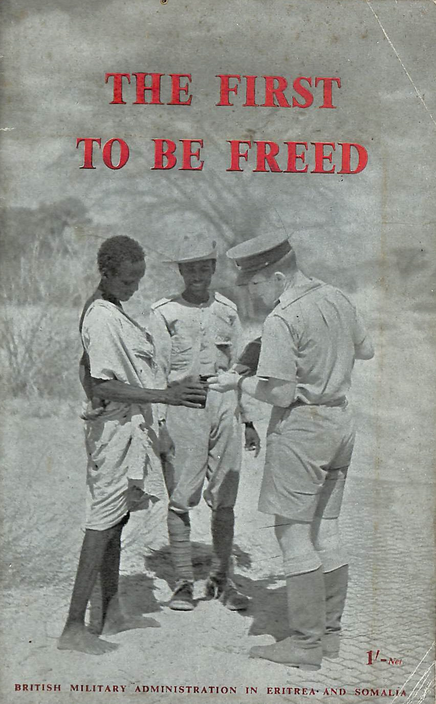 Image for THE FIRST TO BE FREED