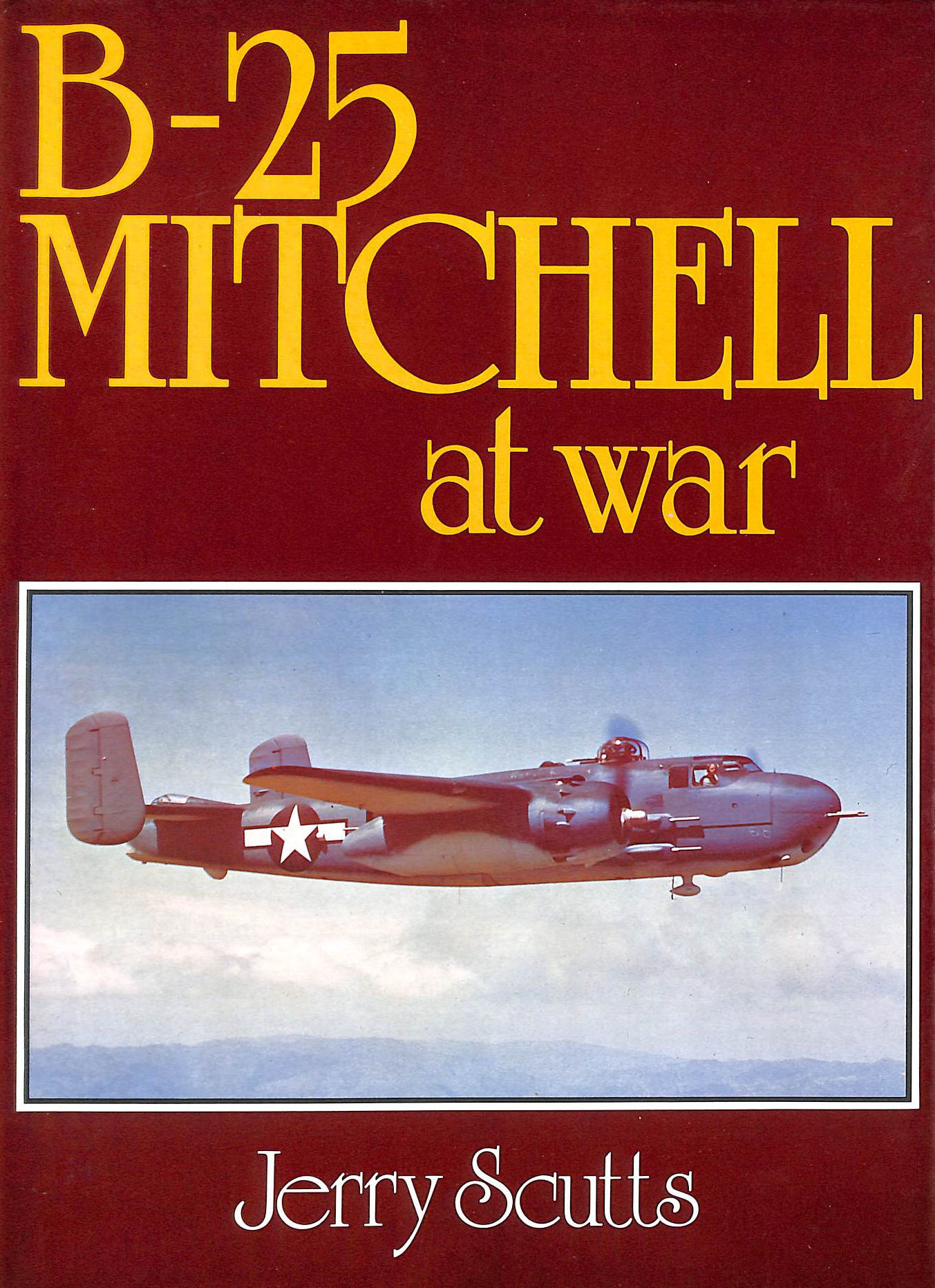 Image for B-25 Mitchell at War