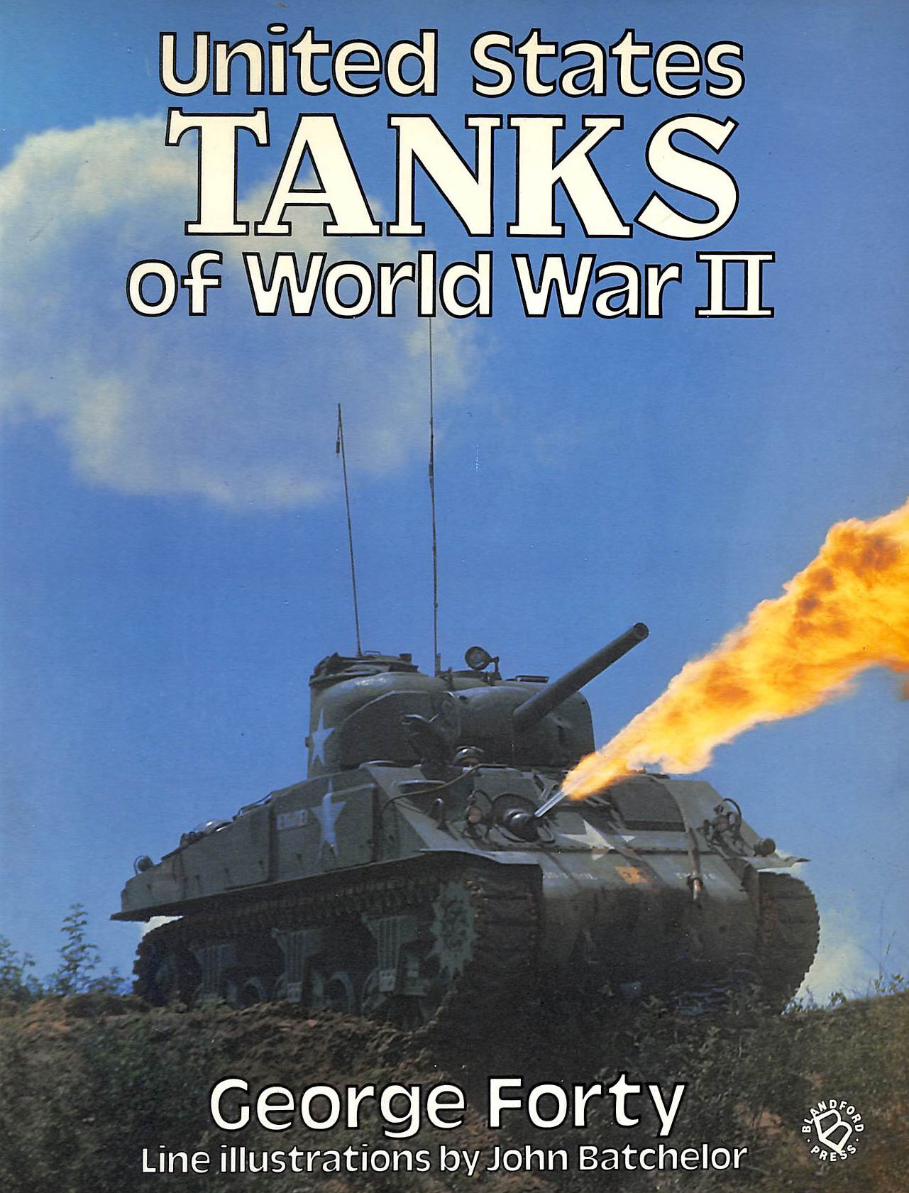 Image for United States Tanks of World War II (In Action Series)